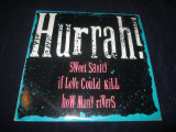 "Hurrah ! - Sweet Sanity/If Love Could Kill/How Many Rivers_vinyl,12""_Arista, VINIL, arista"