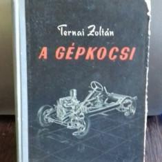 A gépkocsi - Ternai Zoltan (Automobilul)
