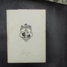 Bibliografia monumentelor feudale din Tara Romaneasca