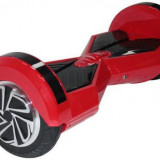 Scooter electric (hoverboard) Myria F1 MY7003, Geanta inclusa (Rosu)