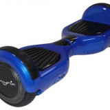 Scooter electric (hoverboard) Myria MY7002, Geanta inclusa (Albastru)