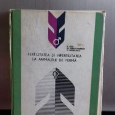 FERTILITATEA SI INFERTILITATEA LA ANIMALELE DE FERMA - M. PARASCHIVESCU, C. MIHAILESCU