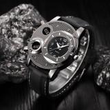 Ceas barbatesc V6 Black Panther, Elegant