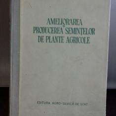 AMELIORAREA SI PRODUCEREA SEMINTELOR DE PLANTE AGRICOLE - V.I. IURIEV