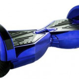 Scooter Electric (hoverboard) Myria My7007bl Smart Ride 8F, Roti 8inch + Geanta Transport (Albastru)