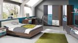 Set Mobila dormitor pentru copii 7 piese Ravery