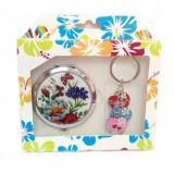Set cadou dama Flower Mirror