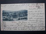 MEDIAS - ANUL 1899 - CLASICA - CIRCULATA MEDIAS - BRASOV, Fotografie