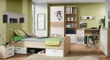 Set Mobila dormitor pentru copii 7 piese Winer