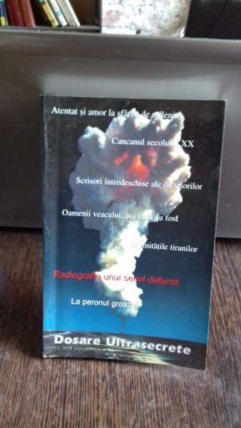 DOSARE ULTRASECRETE - MIHAI BARBULESCU VOL1
