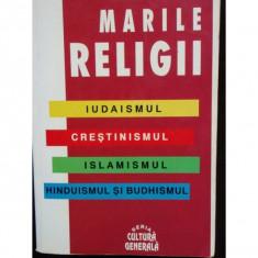 MARILE RELIGII,coordonator Philippe Gaudin
