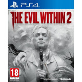 The Evil Within 2 PS4 Xbox One, Actiune