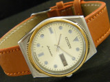 Ceas automatic Citizen - 16, Casual, Mecanic-Automatic, Inox
