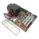 KIT Placa de baza MSI + Intel Core 2 Duo E7500 2.93GHz + 4GB DDR2 GARANTIE!, Pentru AMD, AM2
