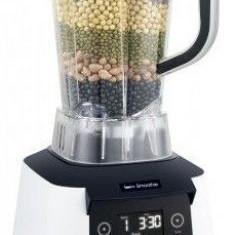 Blender Profesional de ultima generatie G21 Smart Smoothie Vitality, 1680 W, 2.5 L, 32.000 RPM (Alb)