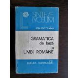 Ion Coteanu - Gramatica de baza a limbii romane