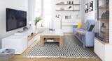 Set de mobila living 6 piese Blanka I