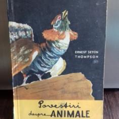 POVESTIRI DESPRE ANIMALE - ERNEST SETON
