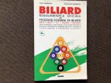 BILIARD REGULAMENTELE OFICIALE - DAN MIREANU