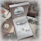 Set bijuterii cu Perle