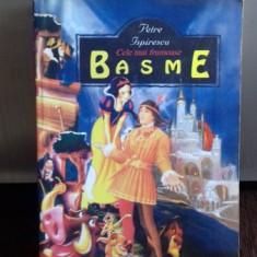 CELE MAI FRUMOASE BASME - PETRE ISPIRESCU