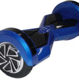 Scooter electric (hoverboard) Myria F1 MY7003, Geanta inclusa (Albastru)