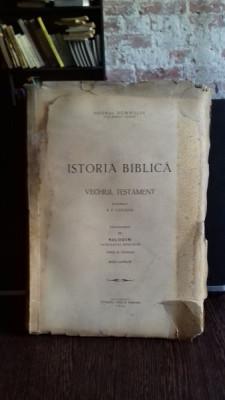 ISTORIA BIBLICA. VECHIUL TESTAMENT - A.P. LOPUHIN TOMUL 4 foto