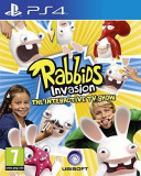 Rabbids Invasion - The interactive TV Show  - PS4 PlayStation 4 [Second hand], Actiune, Toate varstele, Multiplayer