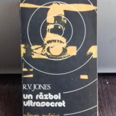 UN RAZBOI ULTRASECRET - R.V. JONES