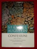 Sf. Augustin - CONFESIUNI Ed. bilingva latina romana cartonata cu supracoperta