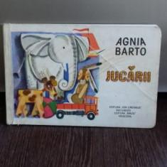JUCARII - AGNIA BARTO