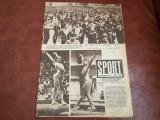 Revista Sport nr 10 - octombrie 1986 /  24 pagini !!!