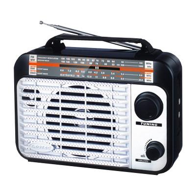 Radio portabil Leotec LT-Q2, 4 benzi, mufa jack foto