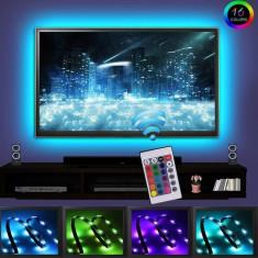 Banda Led pentru TV - RGB - 200CM