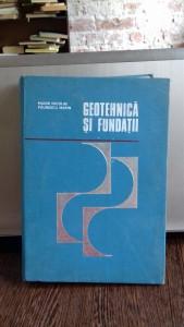 GEOTEHNICA SI FUNDATII - MAIOR NICOLAE, PAUNESCU MARIN