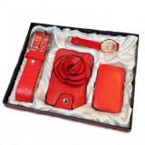 Set cadou dama Red