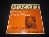 Mozart - Salzburger Divertimenti _ vinyl,LP _ ExLibris (Elvetia)