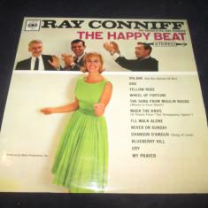 Ray Conniff - The Happy Beat _ vinyl,LP _ CBS(UK,1963), VINIL