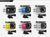 Sport Action Camera SJ4000 Subacvatica Full HD 1080p, 8MP, unghi 140, 29