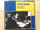 Tudor vianu despre eminescu t arghezi evocare shakespeare poem disc vinyl lp, VINIL, electrecord