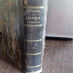 TRAITE D'ANATOMIE TOPOGRAPHIQUE - L. TESTUT VOLUMUL 2