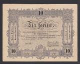 Ungaria 10 forint 1848 1