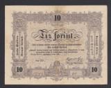 Ungaria 10 forint 1848 3