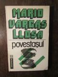 POVESTASUL- MARIO VARGAS LLOSA, Humanitas