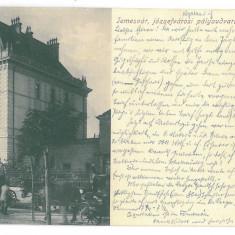 3720 - TIMISOARA, Romania, litho - old postcard - used - 1901, Circulata, Printata