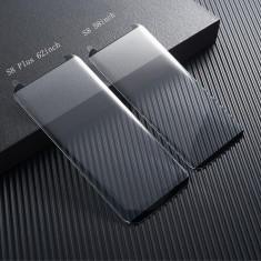 Folie sticla curbata 5D FULL GLUE Samsung Galaxy S8 / S8 plus / S9 / S9 plus