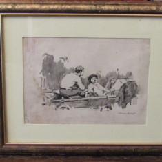 CARUTA -SEMNAT INDESCIFRABIL, Portrete, Cerneala, Altul