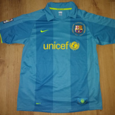 Tricou Nike Barcelona model aniversar mărimea L, Din imagine, De club