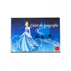 Caiet 24 file geografie Pigna Premium Princess