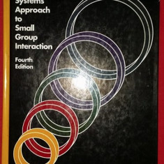 A systems approach to small group interaction / Stewart L. Tubbs 4th ed.